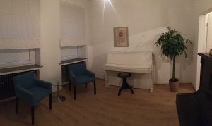 Vorraum Klavierschule